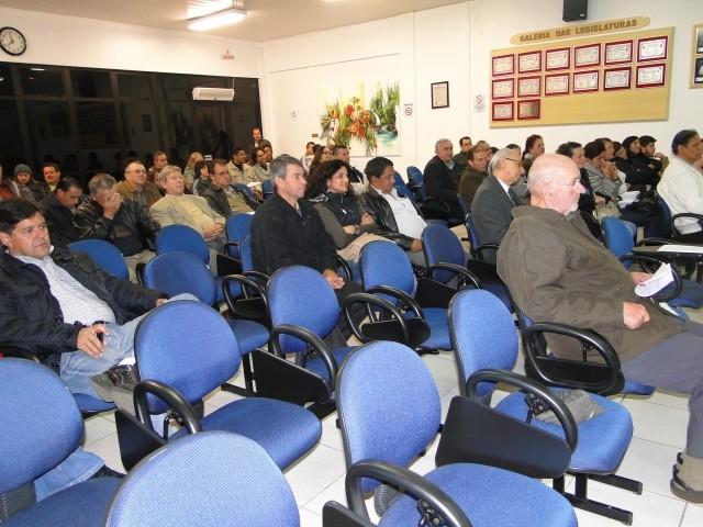 Tribuna Livre – Participação do Sindicato dos Servidores Municipais