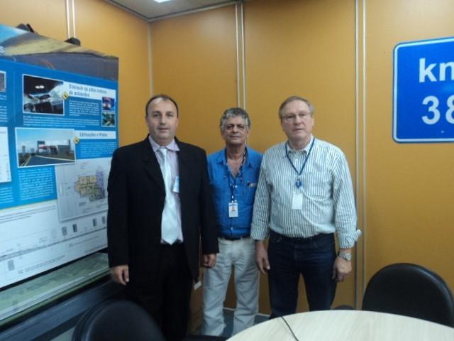 Vereador Marcos Soares traz boas notícias de Brasília