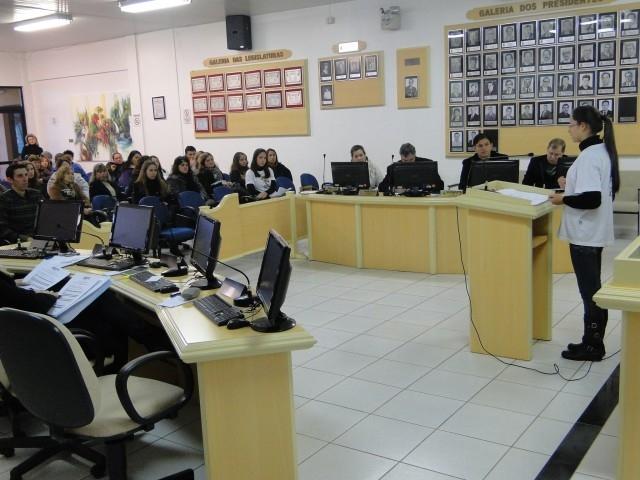 Final Municipal do Projeto Oratória nas Escolas Edição 2011