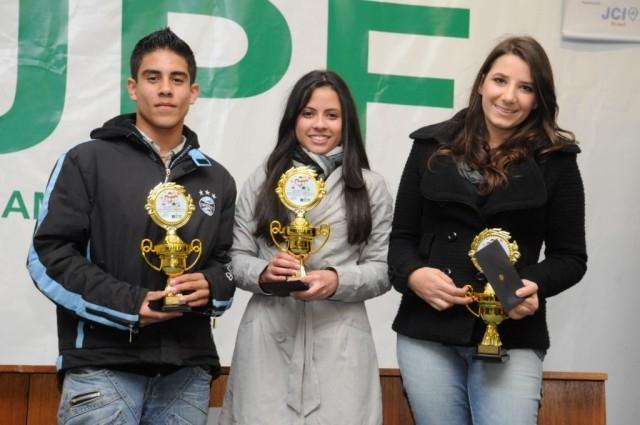 Entrega da Premiação do Projeto Oratória nas Escolas 2011 etapa Municipal