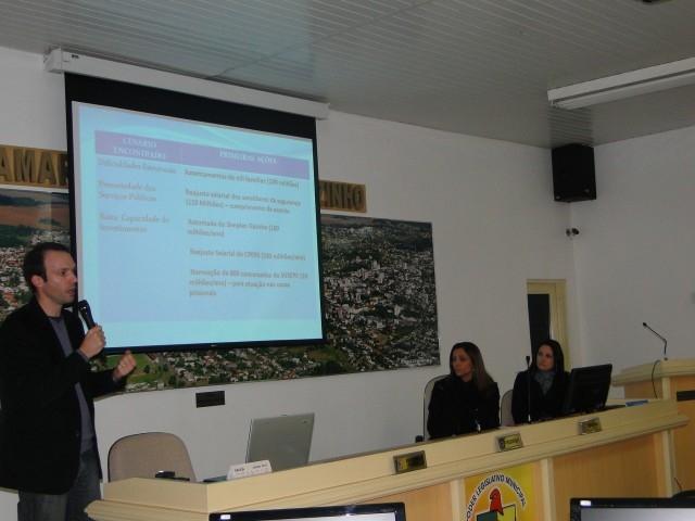 Assembléia Municipal do Orçamento Participativo 2012