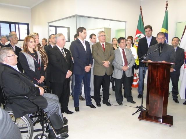 Inauguração do novo Centro Cirúrgico do HCC