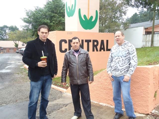 Vereadores conhecem nova diretoria da Clínica Central em Lajeado