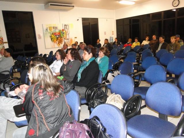 Última sessão do mês sem inscritos na Tribuna Livre