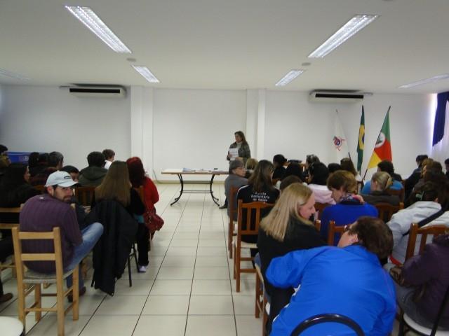 Capacitação dos colaboradores que irão atuar na  Consulta Popular e Cidadã do Orçamento 2012