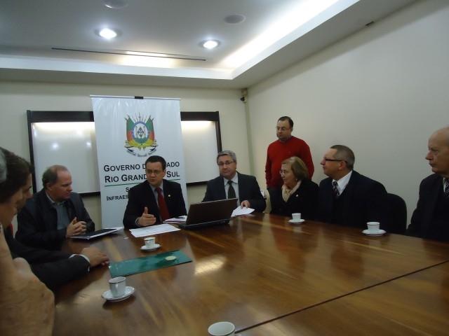 Comissão intermunicipal reivindica início das obras