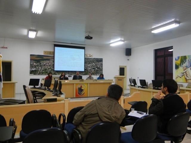 Audiência Pública Lei de Diretrizes Orçamentárias 2012