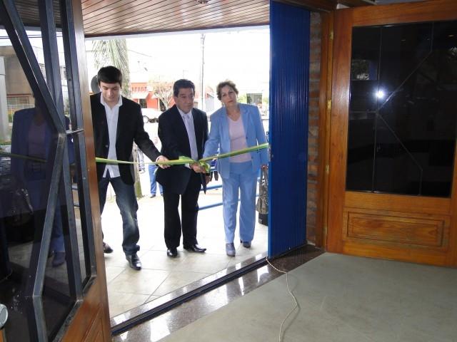 Inauguração do Centro de Especialidades Médicas