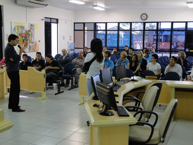 Apresentação do Planejamento Estratégico do CMPD Carazinho