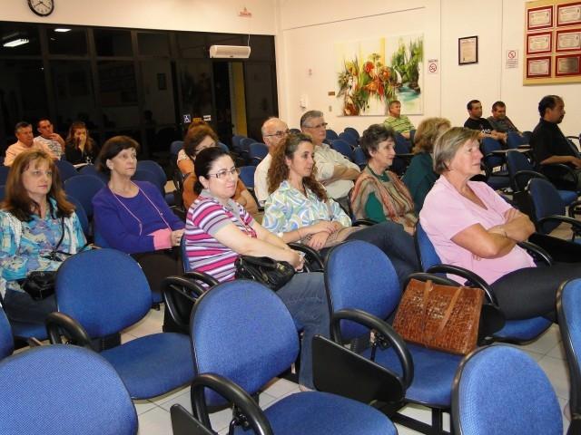 Homenagem a Professora Eugênia Nilda Stangler Oliveira