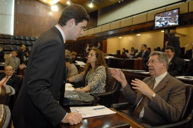 Biolchi apresenta Emenda de R$ 400 mil em favor do HCC