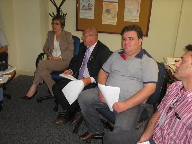 Legislativo em  busca de soluções para realização das provas de CNH no município