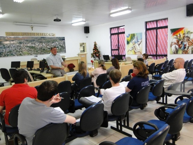 Orçamento 2012 do município foi apresentado em audiência pública