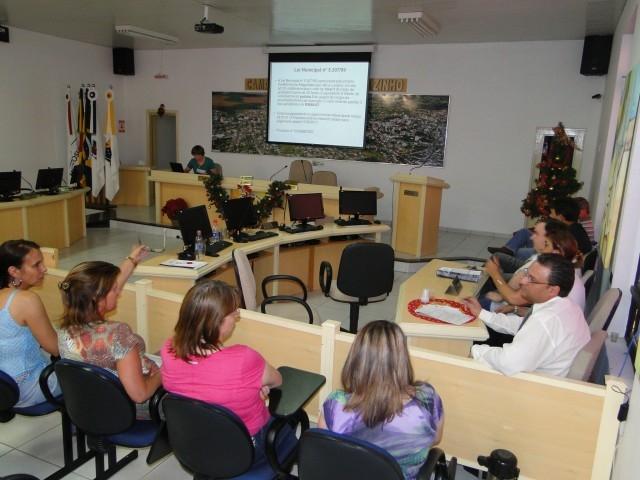 Implementação do Piso Nacional do Magistério para os professores municipais