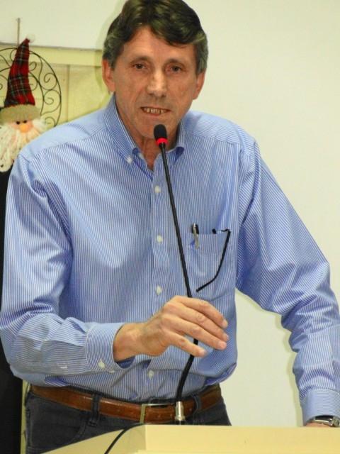 Milton Schmitz  apresentou aos vereadores o investimento da TW Transportes no Pólo Logístico