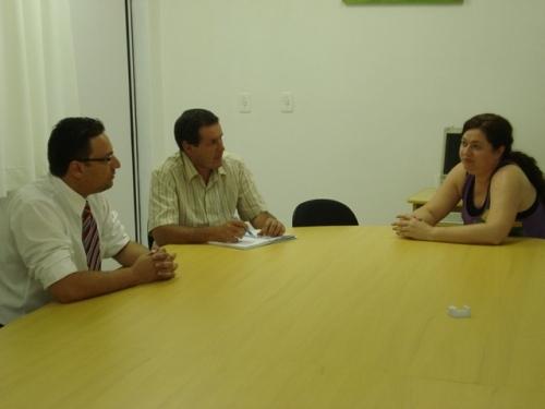 Vereador Grandó busca informações sobre Projeto de Saneamento