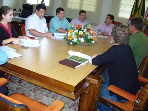 Projeto Núcleo Habitacional Amanhecer é apresentado a atual administração