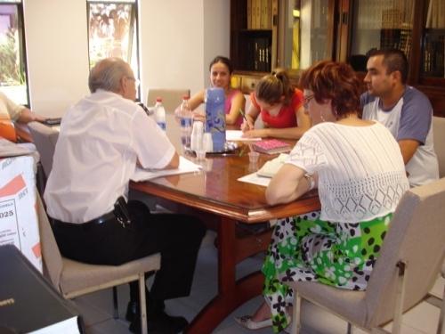 Direção da ACAPA visita Vereadora Sandra Citolin