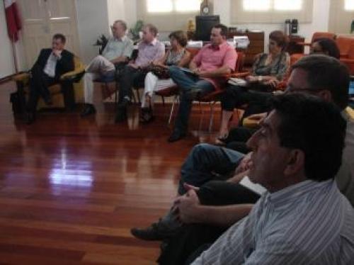 ULBRA expõe projeto para executivo, legislativo e entidades de Carazinho