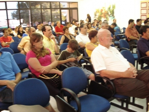 Vereadores rejeitam os vetos Executivo Municipal