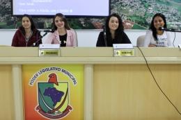 Mesa Diretora do Programa para 2019