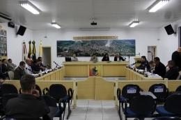 Vereadores aprovaram recursos para construção e adequação de paradas de ônibus