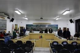 Vereadores derrubaram parecer de inconstitucionalidade da comissão ao PLL 012/19