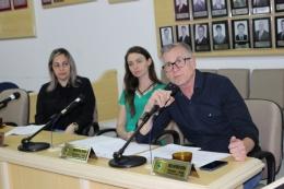 Secretários esclareceram dúvidas em matérias que estão em tramitação na Casa Legislativa