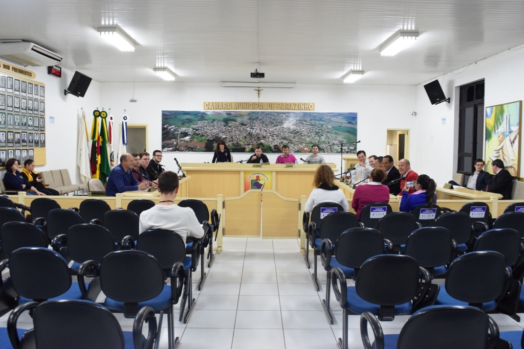 Aprovado projeto que concede auxílio a entidades do município