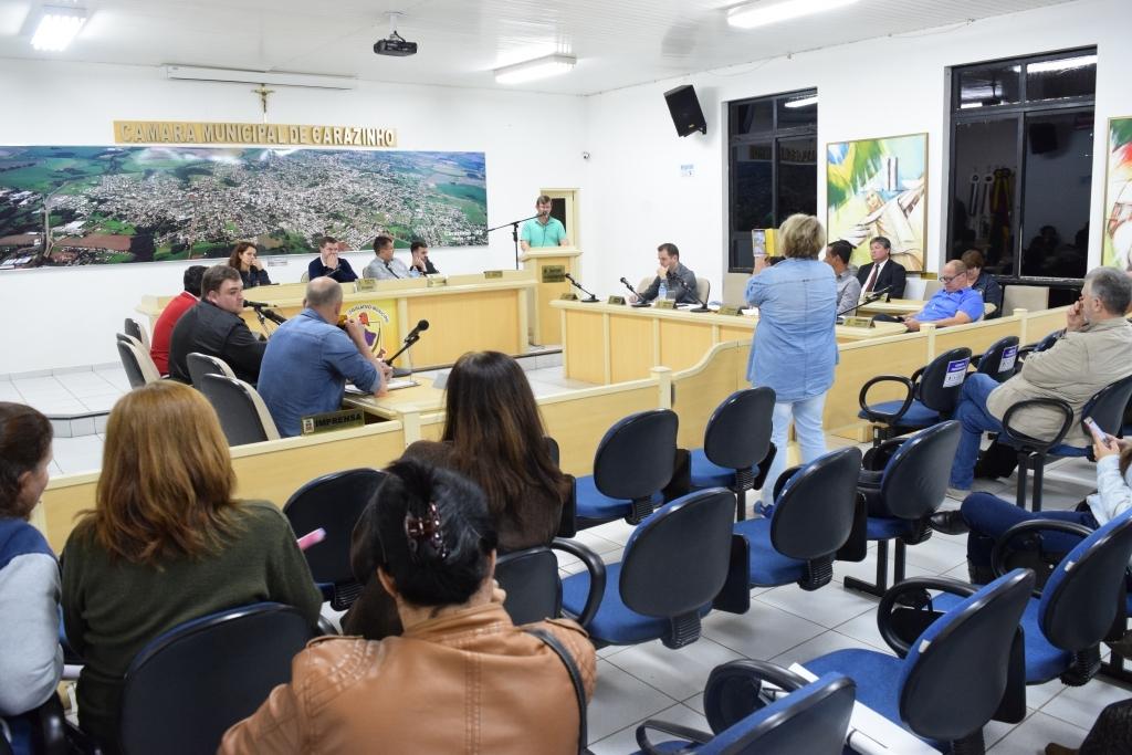 Abertura de Crédito no orçamento é rejeitado por unanimidade