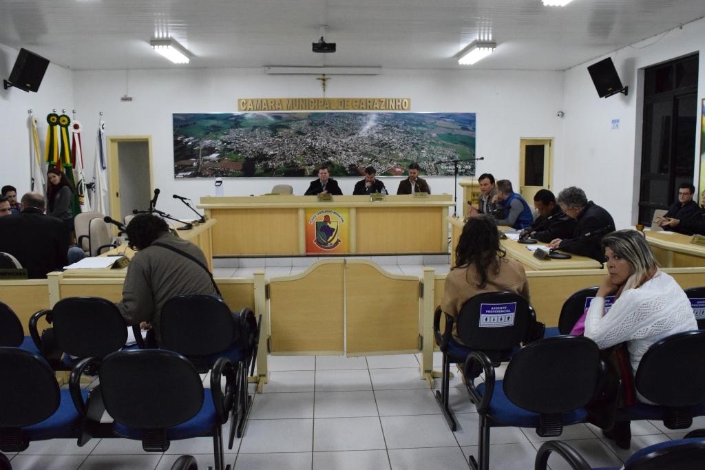 Relatório de Execução do Legislativo é aprovado