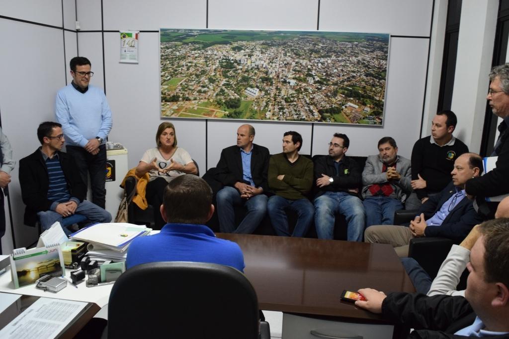 IFF pede apoio político para instalação do Campus Avançado em Carazinho