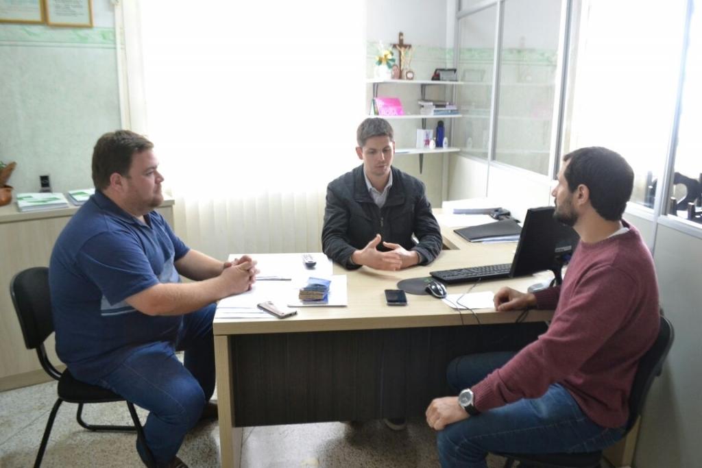 Atendimento na emergência do HCC é motivo de reunião