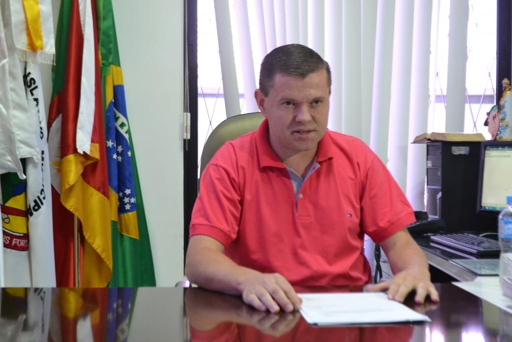 Vereador Eduardo Assis solicita licença de 40 dias