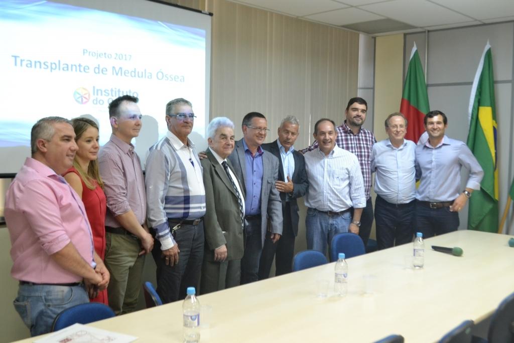 Projeto busca implantação de centro de Transplante de Medula Óssea para a região