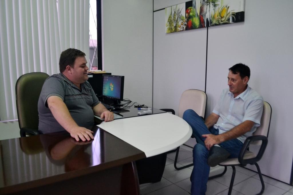 Presidente do bairro Planalto destaca parceria entre associação e Legislativo