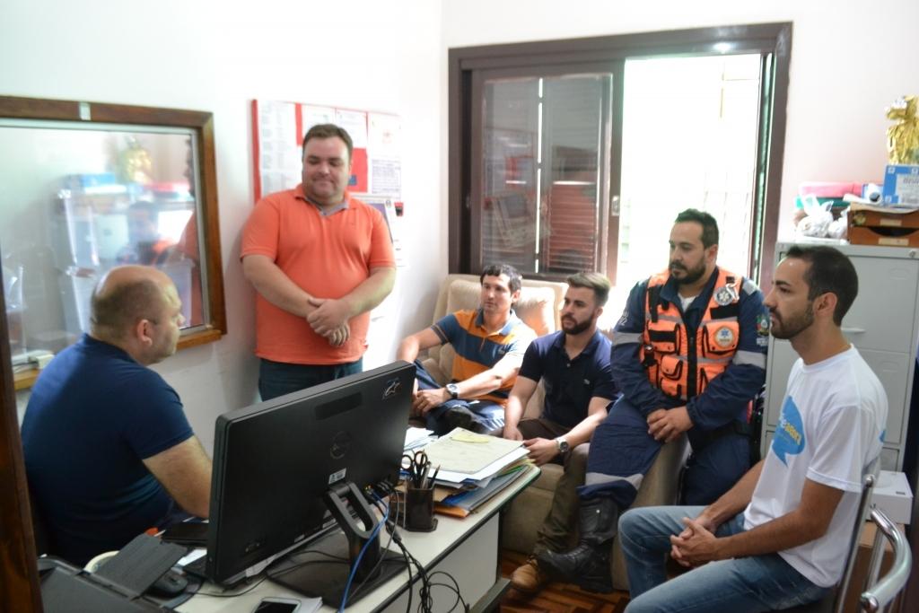 Carazinho é um dos municípios contemplados com ambulância para o Samu