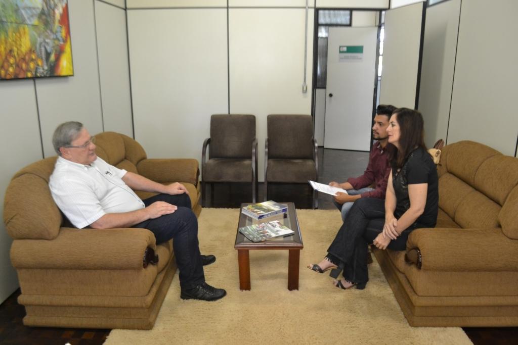 Vereadora propõe parceria com a UPF