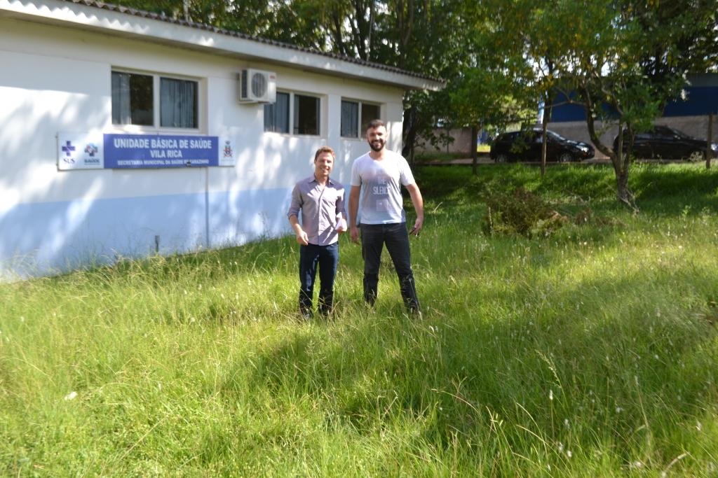 Vereadores ouvem demandas da ESF da Vila Rica