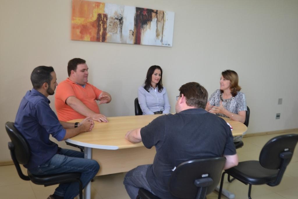 Vereadores solicitam parceria da Ulbra na implantação de projetos voltados à comunidade