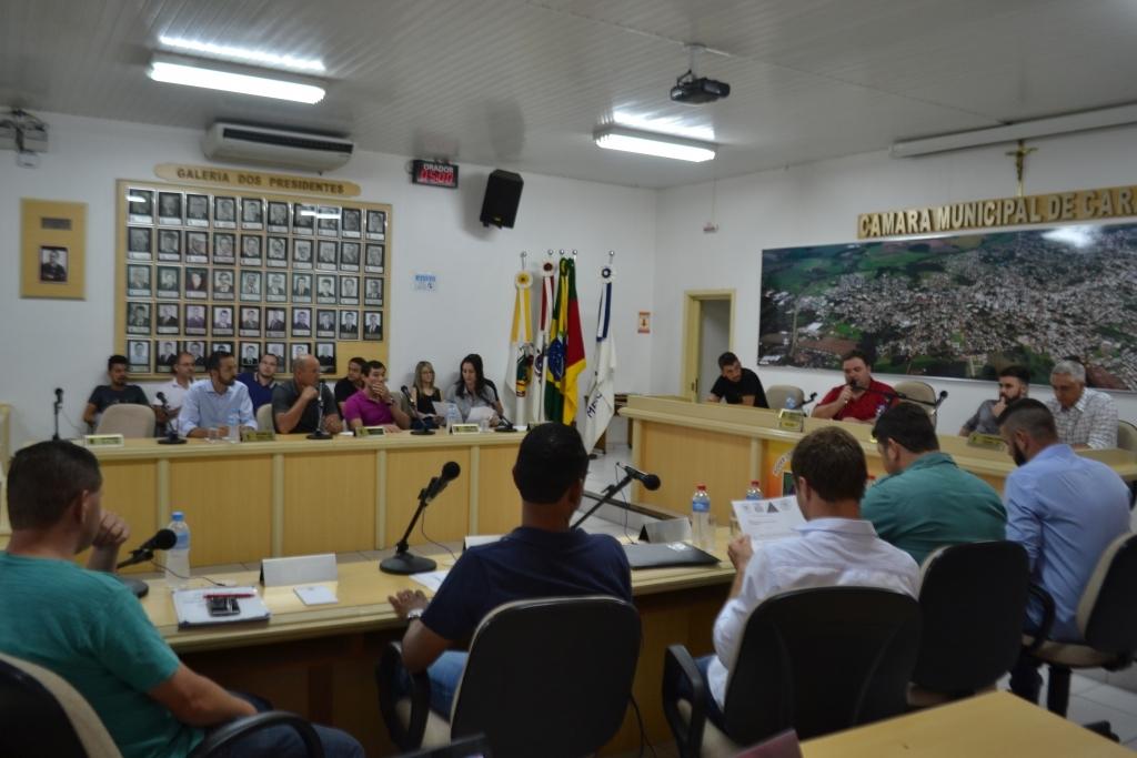 Câmara autoriza contratação de estagiários para Polícia Civil e monitores para a educação