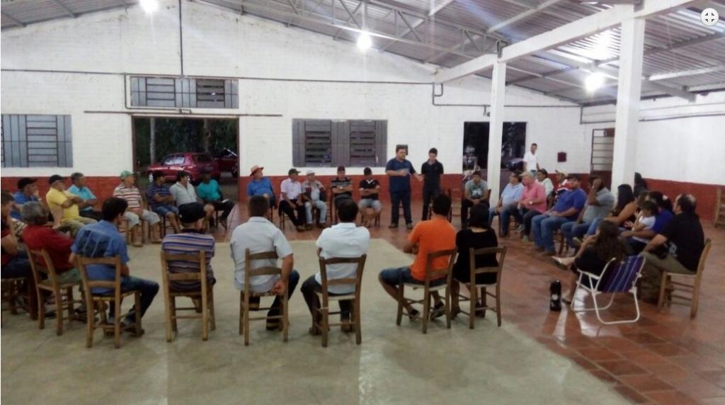 Legislativo e Executivo ouvem demandas da comunidade de Pinheiro Marcado