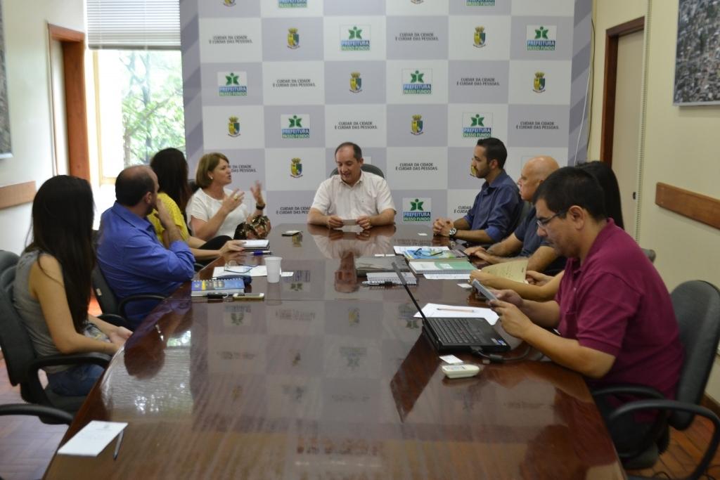 Vereadores conhecem programas do município de Passo Fundo