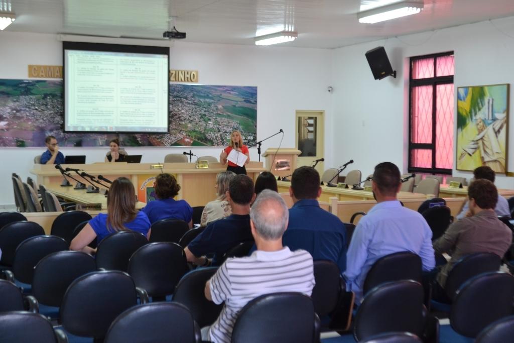 Alteração na legislação de parcelamento de solos é discutida na Câmara de Vereadores