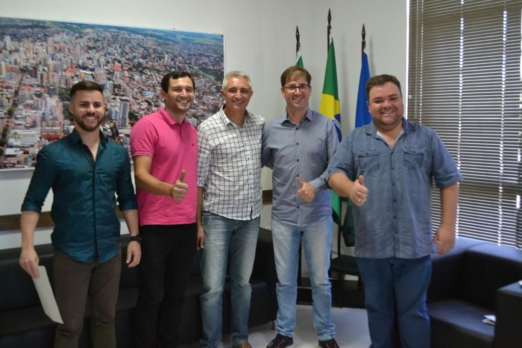 Vereadores buscam união na região em busca de Segurança Pública