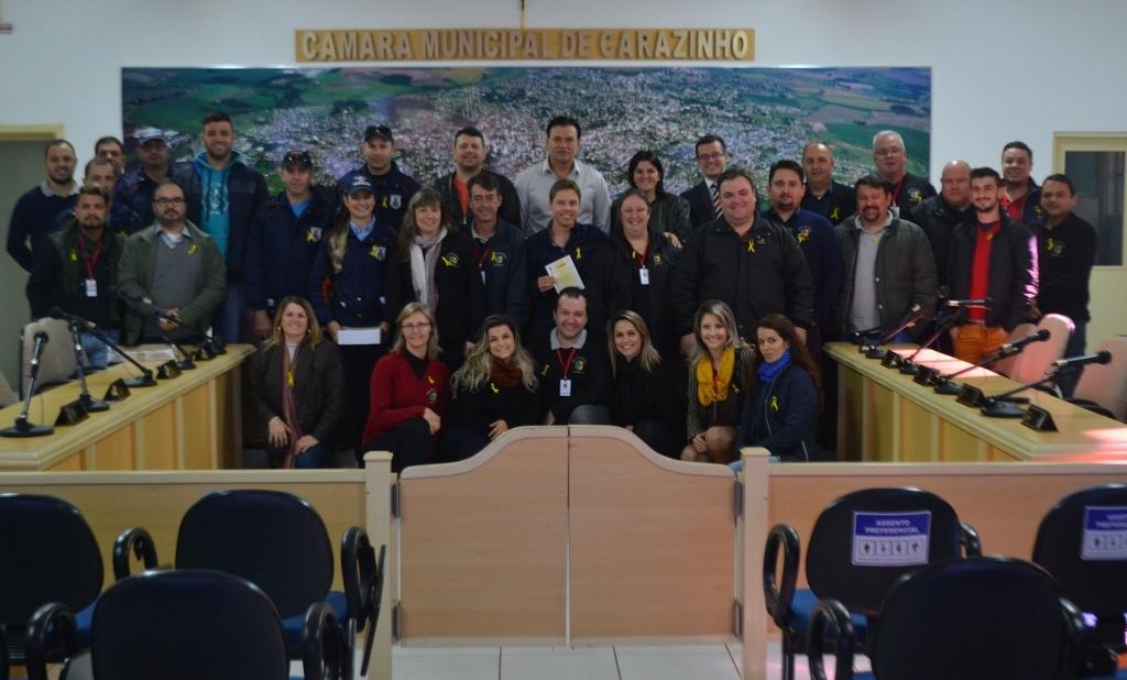 Maio Amarelo: Poder público inicia atividades de conscientização no Trânsito