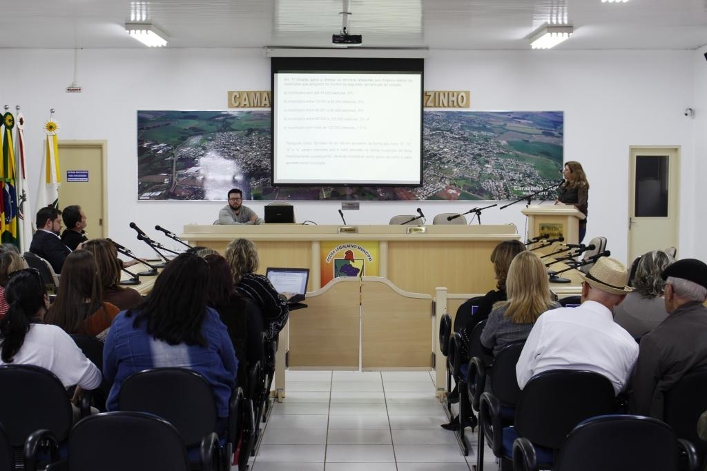 Carazinho define suas prioridades para a Consulta Popular