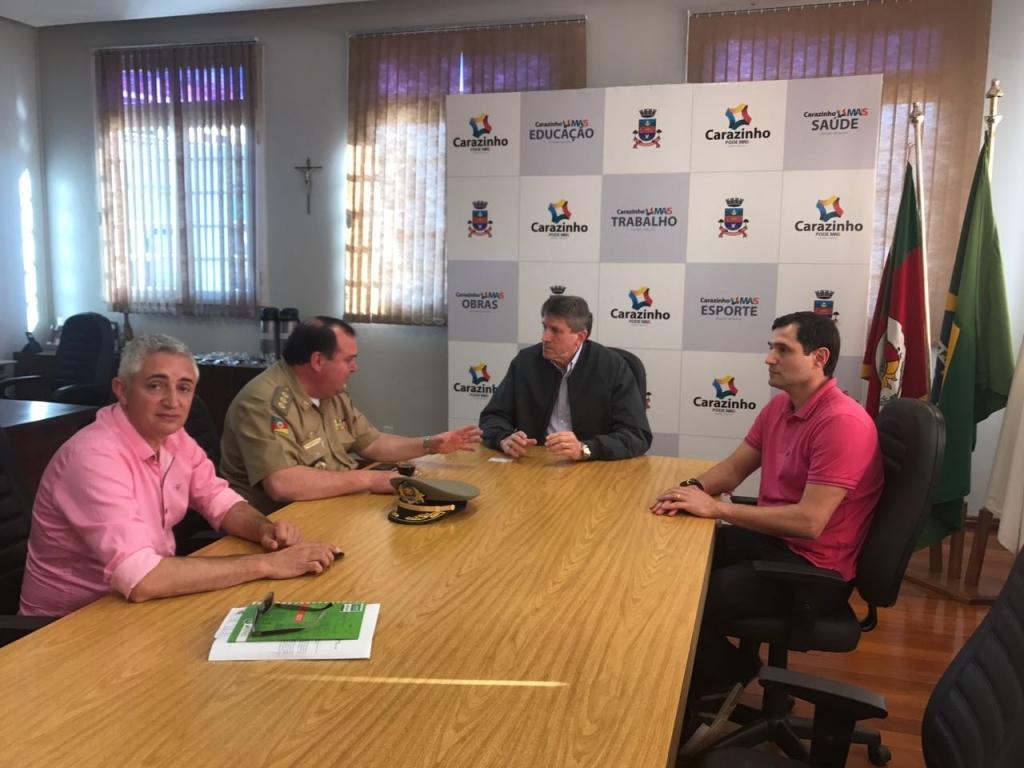 Vereadores reforçam pedido por Segurança Pública em Carazinho