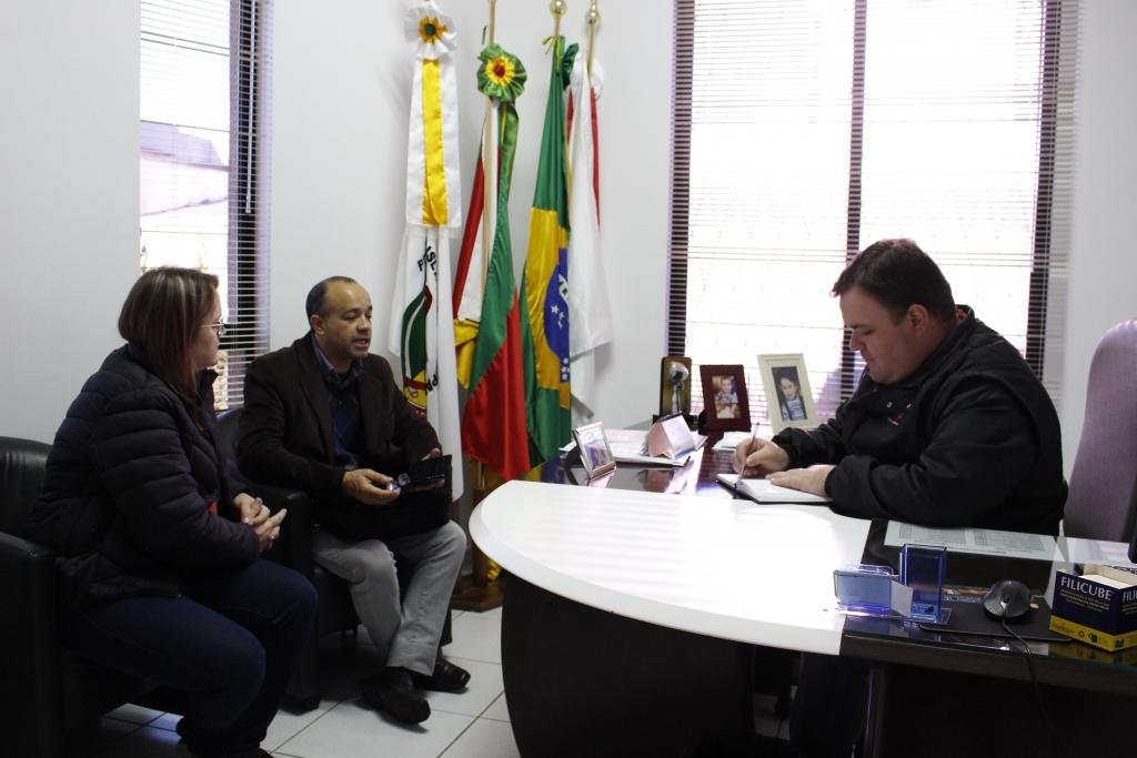 Senai apresenta cursos de capacitação disponíveis no município