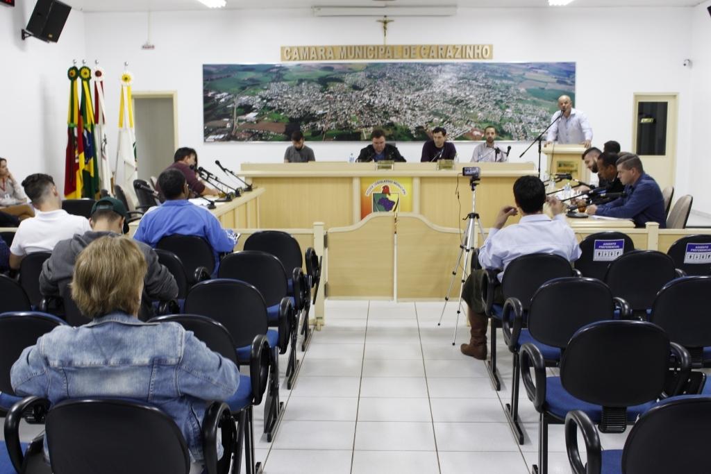 Legislativo aprova projeto que autoriza CTG Rincão Serrano a realizar a 20ª Seara da Canção